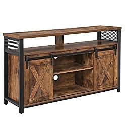 meuble tv bois metal industriel